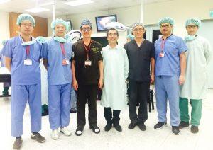 美容外科拉皮解剖研討會